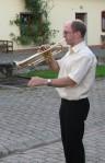 Harmut Hiller ist seit 2001 Chorleiter.